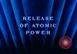 Image of atomic energy Russia Soviet Union, 1956, second 2 stock footage video 65675068348