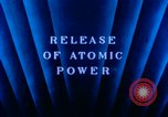 Image of atomic energy Russia Soviet Union, 1956, second 3 stock footage video 65675068348