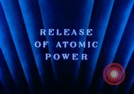Image of atomic energy Russia, 1956, second 4 stock footage video 65675068348