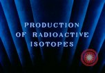 Image of atomic energy Russia, 1956, second 5 stock footage video 65675068349