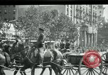 Image of memorial service Baltimore Maryland USA, 1915, second 3 stock footage video 65675068355