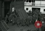 Image of injured World War 1 American soldiers arrive home New York City USA, 1918, second 4 stock footage video 65675068356