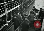 Image of injured World War 1 American soldiers arrive home New York City USA, 1918, second 9 stock footage video 65675068356