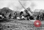 Image of British troops in trenches and battlefield scenes World War I Western Front European Theater, 1917, second 5 stock footage video 65675068359