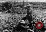 Image of British troops in trenches and battlefield scenes World War I Western Front European Theater, 1917, second 7 stock footage video 65675068359