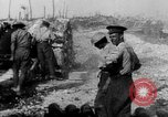 Image of British troops in trenches and battlefield scenes World War I Western Front European Theater, 1917, second 10 stock footage video 65675068359