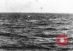 Image of British ship torpedoed and sunk World War 1 European Theater, 1917, second 8 stock footage video 65675068362