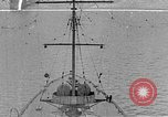 Image of British and German warship encounters during World War I European Theater, 1917, second 1 stock footage video 65675068363
