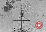 Image of British and German warship encounters during World War I European Theater, 1917, second 5 stock footage video 65675068363