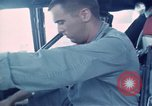 Image of crew of B-52D aircraft Thailand, 1970, second 11 stock footage video 65675068366