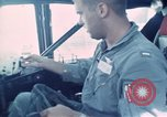 Image of crew of B-52D aircraft Thailand, 1970, second 12 stock footage video 65675068366