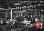Image of automobile assembly line United States USA, 1929, second 1 stock footage video 65675068386