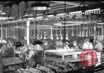 Image of automobile assembly line United States USA, 1929, second 4 stock footage video 65675068386