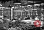 Image of automobile assembly line United States USA, 1929, second 10 stock footage video 65675068386