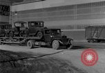 Image of scrapping old automobile United States USA, 1930, second 7 stock footage video 65675068387