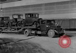 Image of scrapping old automobile United States USA, 1930, second 8 stock footage video 65675068387