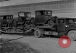 Image of scrapping old automobile United States USA, 1930, second 9 stock footage video 65675068387