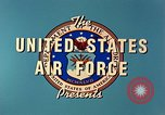 Image of United States Air Force Officer training Alabama United States USA, 1959, second 12 stock footage video 65675068392