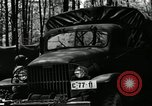 Image of Bivouac Area United States USA, 1942, second 10 stock footage video 65675068402