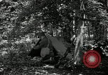 Image of Bivouac Area United States USA, 1942, second 8 stock footage video 65675068403