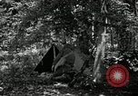 Image of Bivouac Area United States USA, 1942, second 10 stock footage video 65675068403