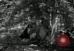 Image of Bivouac Area United States USA, 1942, second 12 stock footage video 65675068403
