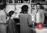 Image of meat shop United States USA, 1946, second 10 stock footage video 65675068408