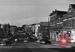 Image of Views of Main Street in Madison Wisconsin Madison Wisconsin USA, 1946, second 4 stock footage video 65675068409