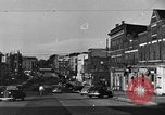 Image of Views of Main Street in Madison Wisconsin Madison Wisconsin USA, 1946, second 5 stock footage video 65675068409