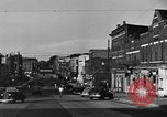Image of Views of Main Street in Madison Wisconsin Madison Wisconsin USA, 1946, second 9 stock footage video 65675068409