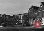 Image of Views of Main Street in Madison Wisconsin Madison Wisconsin USA, 1946, second 10 stock footage video 65675068409