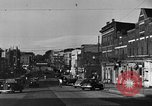 Image of Views of Main Street in Madison Wisconsin Madison Wisconsin USA, 1946, second 11 stock footage video 65675068409