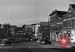 Image of Views of Main Street in Madison Wisconsin Madison Wisconsin USA, 1946, second 12 stock footage video 65675068409