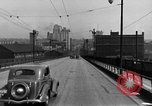 Image of 1940s automobiles on Market Street Bridge Youngstown Ohio USA, 1946, second 2 stock footage video 65675068413