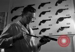 Image of Criminal Investigation Department Frankfurt Germany, 1954, second 10 stock footage video 65675068430