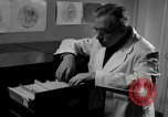 Image of Criminal Investigation Department Frankfurt Germany, 1954, second 9 stock footage video 65675068431