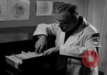Image of Criminal Investigation Department Frankfurt Germany, 1954, second 10 stock footage video 65675068431