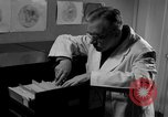 Image of Criminal Investigation Department Frankfurt Germany, 1954, second 12 stock footage video 65675068431