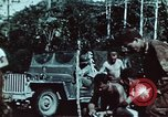 Image of wounded troops Pacific Theater, 1945, second 9 stock footage video 65675068434