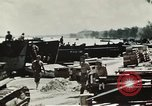 Image of wounded troops Pacific Theater, 1945, second 6 stock footage video 65675068435