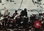 Image of wounded troops Pacific Theater, 1945, second 11 stock footage video 65675068435