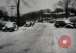 Image of winter storm United States USA, 1947, second 10 stock footage video 65675068439