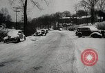 Image of winter storm United States USA, 1947, second 11 stock footage video 65675068439