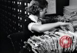 Image of Time magazine office Washington DC USA, 1939, second 9 stock footage video 65675068443
