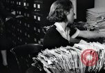 Image of Time magazine office Washington DC USA, 1939, second 11 stock footage video 65675068443