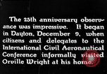 Image of Wright brothers United States USA, 1943, second 1 stock footage video 65675068451
