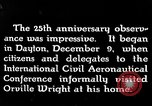 Image of Wright brothers United States USA, 1943, second 9 stock footage video 65675068451