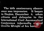 Image of Wright brothers United States USA, 1943, second 11 stock footage video 65675068451