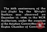 Image of Wright brothers United States USA, 1943, second 1 stock footage video 65675068452