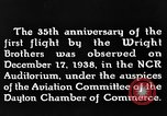 Image of Wright brothers United States USA, 1943, second 3 stock footage video 65675068452